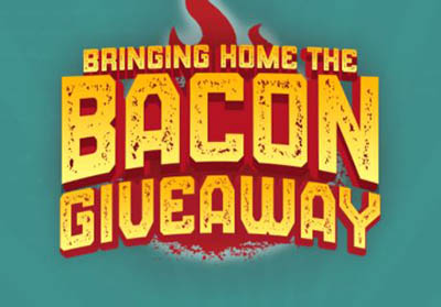 Win a Grill + Freezer Full of Bacon