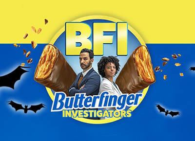 Win $25,000 from Butterfinger