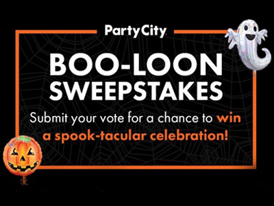 Win a $250 Party City Gift Card