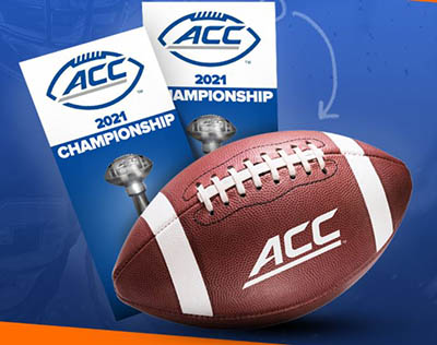 Win a Trip to the 2021 ACC Football Championship