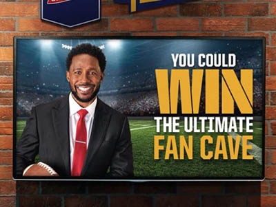 Win $10,000 for the Ultimate Fan Cave