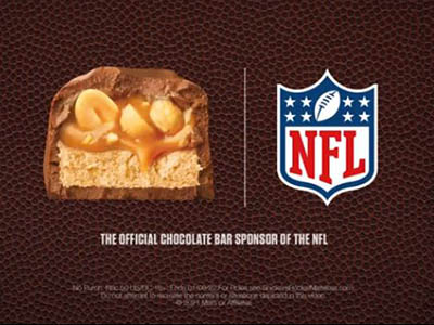 Win a Trip to Super Bowl LVI from Snickers