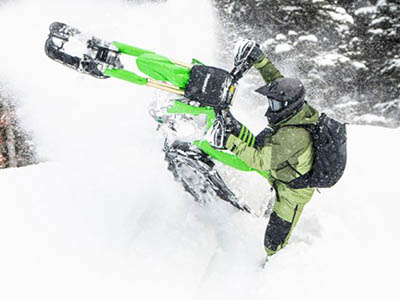 Win a Timbersled Riot Sport