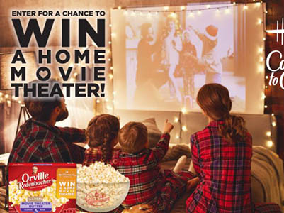 Win $6,000 for a Home Movie Theater