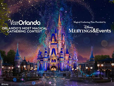Win a Disney Trip for 50 People
